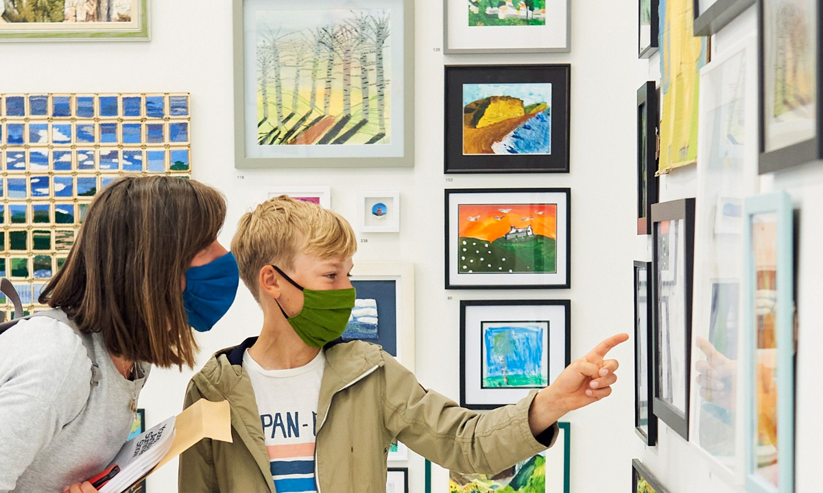 Young Artists Summer Show>