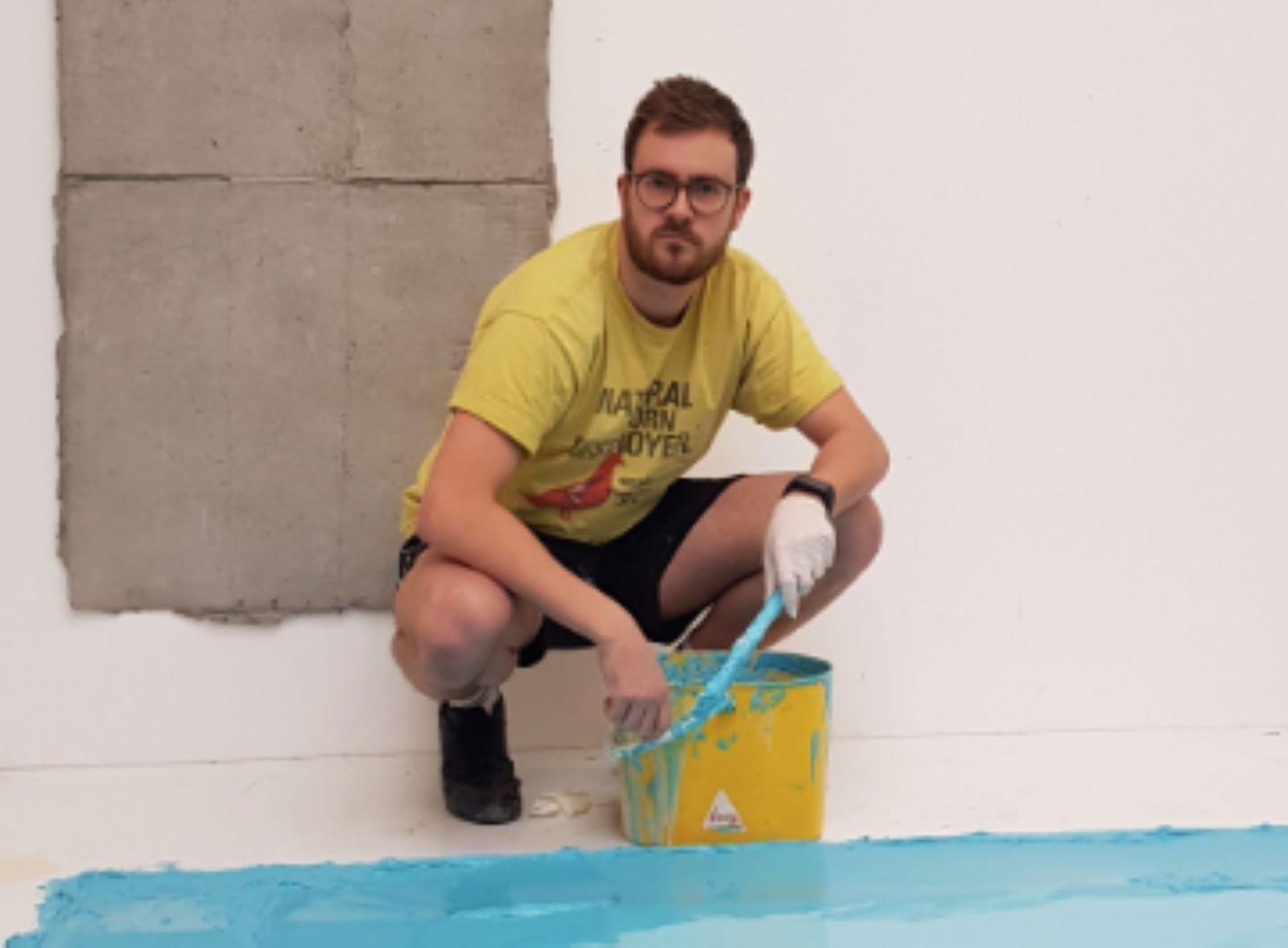 James Lomax, RA Schools Student